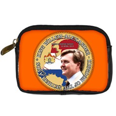 King Willem Alexander Compact Camera Case