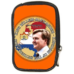 King Willem-Alexander Digital Camera Case