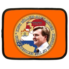 King Willem-Alexander 15  Netbook Case