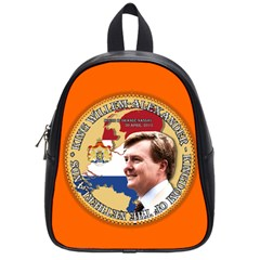 King Willem-Alexander Small School Backpack
