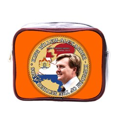 King Willem Alexander Single Sided Cosmetic Case