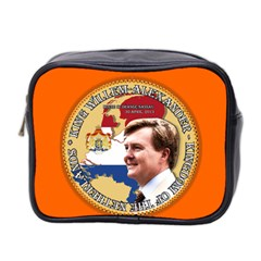 King Willem-Alexander Twin-sided Cosmetic Case