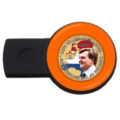 Willem Png2 1Gb USB Flash Drive (Round)