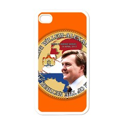Willem Png2 White Apple Iphone 4 Case