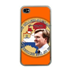 Willem Png2 Apple iPhone 4 Case (Clear)