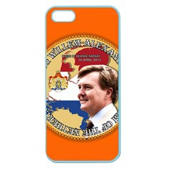 Willem Png2 Apple Seamless iPhone 5 Case (Color)