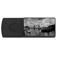 River Thames Waterfall 1Gb USB Flash Drive (Rectangle)