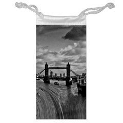 River Thames Waterfall Glasses Pouch