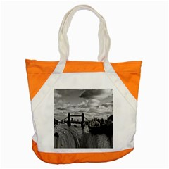 River Thames Waterfall Snap Tote Bag