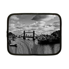 River Thames Waterfall 7  Netbook Case