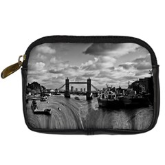 River Thames Waterfall Compact Camera Case