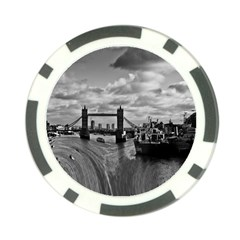 River Thames Waterfall 10 Pack Poker Chip