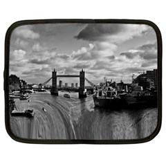 River Thames Waterfall 15  Netbook Case