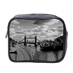River Thames Waterfall Twin Sided Cosmetic Case