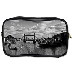 River Thames Waterfall Twin-sided Personal Care Bag