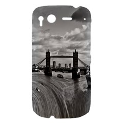 River Thames Waterfall HTC Desire S Hardshell Case