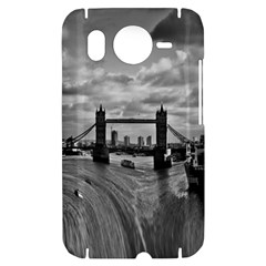 River Thames Waterfall HTC Desire HD Hardshell Case
