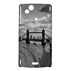 River Thames Waterfall Sony Ericsson Xperia Arc Hardshell Case
