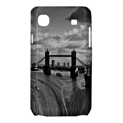 River Thames Waterfall Samsung Galaxy SL i9003 Hardshell Case