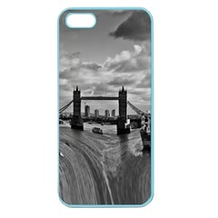 River Thames Waterfall Apple Seamless Iphone 5 Case (color)