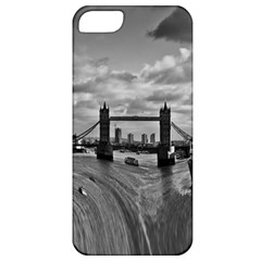 River Thames Waterfall Apple Iphone 5 Classic Hardshell Case