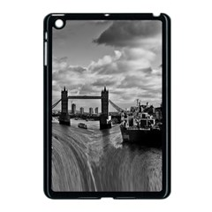River Thames Waterfall Apple Ipad Mini Case (black)