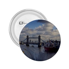 Thames Waterfall Color Regular Button (round)