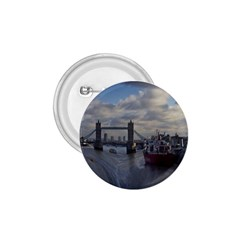 Thames Waterfall Color Small Button (Round)