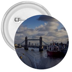 Thames Waterfall Color Large Button (Round)