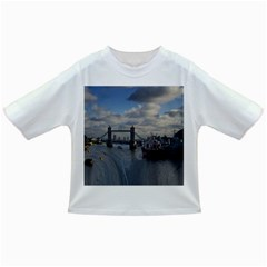 Thames Waterfall Color Baby T-shirt