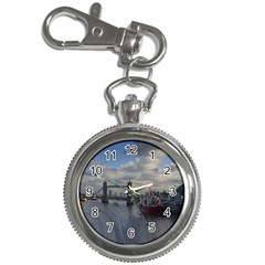 Thames Waterfall Color Key Chain & Watch