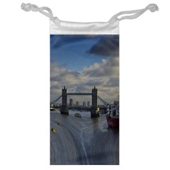 Thames Waterfall Color Glasses Pouch