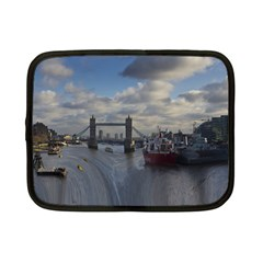 Thames Waterfall Color 7  Netbook Case