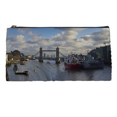 Thames Waterfall Color Pencil Case