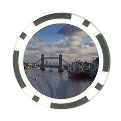 Thames Waterfall Color 10 Pack Poker Chip