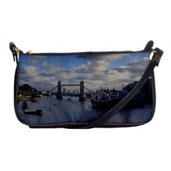 Thames Waterfall Color Evening Bag
