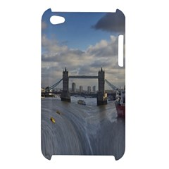 Thames Waterfall Color Apple iPod Touch 4G Hardshell Case
