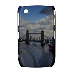 Thames Waterfall Color BlackBerry Curve 8520 9300 Hardshell Case