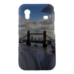 Thames Waterfall Color Samsung Galaxy Ace S5830 Hardshell Case