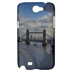 Thames Waterfall Color Samsung Galaxy Note 2 Hardshell Case