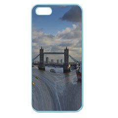 Thames Waterfall Color Apple Seamless iPhone 5 Case (Color)
