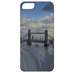 Thames Waterfall Color Apple Iphone 5 Classic Hardshell Case