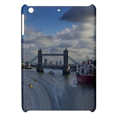 Thames Waterfall Color Apple Ipad Mini Hardshell Case