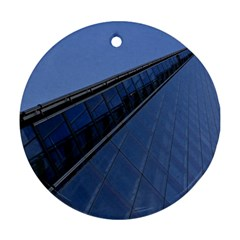 The Shard London Ceramic Ornament (Round)