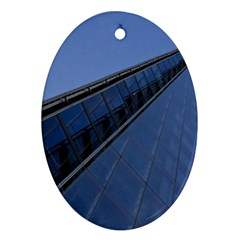 The Shard London Ceramic Ornament (oval)