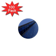 The Shard London 100 Pack Mini Magnet (round)