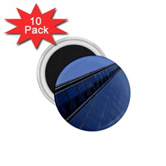The Shard London 10 Pack Small Magnet (Round)