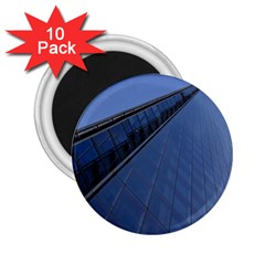 The Shard London 10 Pack Regular Magnet (Round)