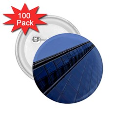 The Shard London 100 Pack Regular Button (Round)