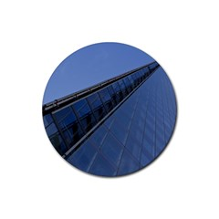 The Shard London 4 Pack Rubber Drinks Coaster (round)